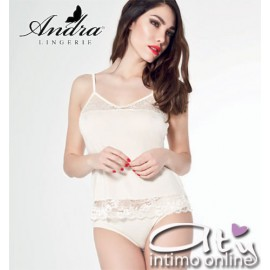 TOP CON PIZZO ANDRA LINGERIE 3270