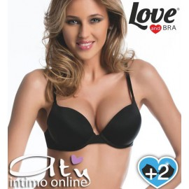 REGGISENO SUPER PUSH UP + 2 Taglie INCREDIBILE LOVE AND BRA