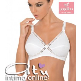 REGGISENO INCROCIATO PAPILLON LADY CROSS 1411