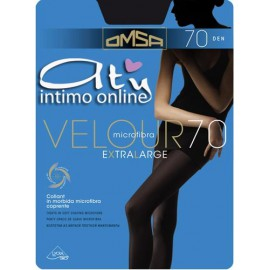 COLLANT MICROFIBRA COPRENTE OMSA VELOUR XL 70 5PZ