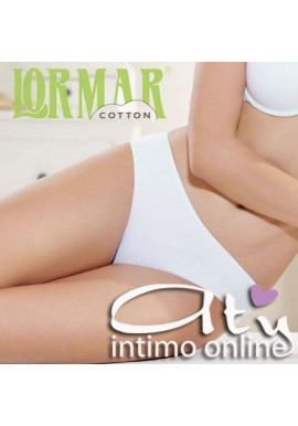 SLIP LORMAR Cotton NATURAL