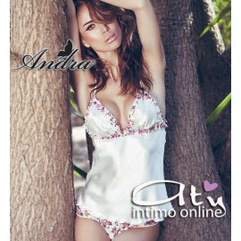 Babydoll con panty ANDRA LINGERIE 3377