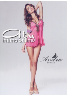 Babydoll con panty ANDRA LINGERIE 3394
