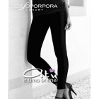 LEGGINGS LE113 ROSSOPORPORA LUXURY