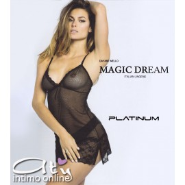 Babydoll Platinum Magic Dream 6964