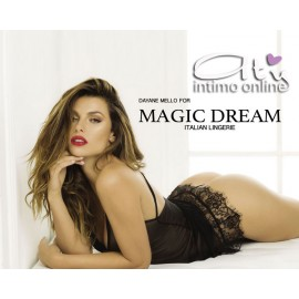 Babydoll e string Magic Dream 7129