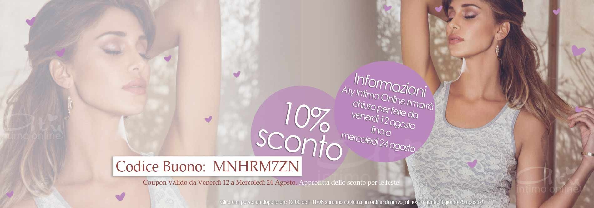 Intimo Online Vacanze
