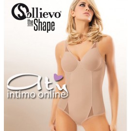 BODY SARA INFIORE SOLLIEVO THE SHAPE COPPA C