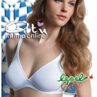 REGGISENO A TRIANGOLO LEPEL SIMPLY COTTONE MEGAN