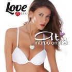 REGGISENO PUSH UP LOVE AND BRA AURORA