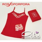 COMPLETINO INTIMO ROSSOPORPORA ND170
