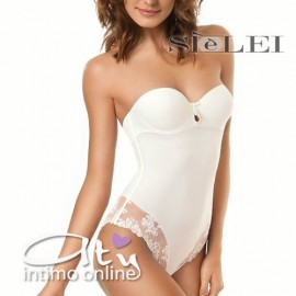 Body con tulle SIèLEI Chic & Charme 1519