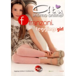 FRANZONI LEGGINGS GIRL 4 Paia