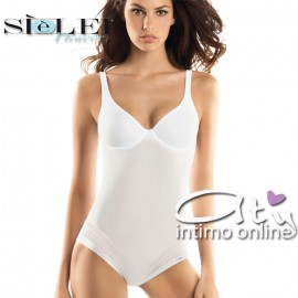 Body donna SièLei coppa c Flower 2510 con ferretto