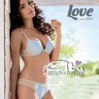 Completino Intimo LOVE AND BRA 8397