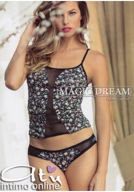 Completino intimo a fiori Magic Dream 7250