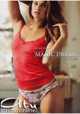 Completino Magic Dream con rose rosse 7289
