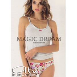 Completino Nero e Jasmin Magic Dream rose 7563