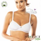 Reggiseno senza ferretto SièLei 1452 100% BIO Natural Cotton